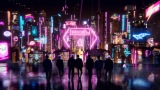 BTSが出演する「smash.」新テレビCMカット