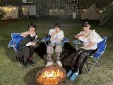 伊藤万理華、BBQ&焚き火で青春の1ページを彩る特番6・29放送
