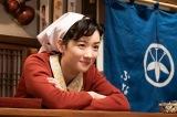 若き日の淑子(永野芽郁) (C)2021「キネマの神様」製作委員会