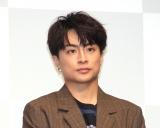 ゲーム『戦国無双5』完成発表会に登場した白濱亜嵐 (C)ORICON NewS inc.