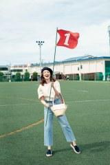 『CLASSY.』8月号に登場するオードリー亜谷香