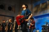 ASKA、初配信ライブで新旧織り交ぜた珠玉の12曲熱唱 1年半ぶりの有観客に感謝の言葉も