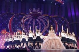 ゴージャスなピンクのドレスで乃木坂46を卒業した松村沙友理