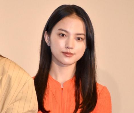 映画『夏への扉 −キミのいる未来へ−』の初日舞台あいさつに出席した清原果耶 (C)ORICON NewS inc.