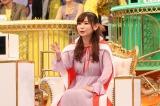 『クイズ!ドレミファドン夏ドラマ豪華俳優陣がアニメイントロで激突SP』に出演する中川翔子(C)フジテレビ