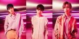 TBS『ラヴィット!』7月のマンスリーゲスト・金曜担当に決定したSixTONES(左から)ジェシー、高地優吾、田中樹