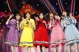 「でこぴん」のセンターには3期生の向井葉月が抜擢された=『さ〜ゆ〜Ready?〜松村沙友理 卒業コンサート〜』より