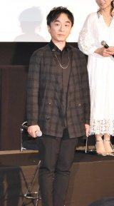 『ヱヴァンゲリヲン新劇場版:Q EVANGELION:3.333』『シン・エヴァンゲリオン劇場版』連結上映舞台あいさつに登壇した関智一