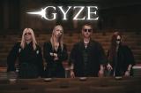 『ニンジャバットマン ザ・ショー』メインテーマを担当するメタルバンド「GYZE - ギゼ」