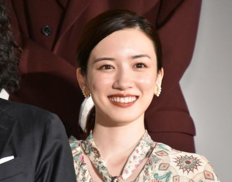 映画『キネマの神様』の完成披露試写会に出席した永野芽郁 (C)ORICON NewS inc.