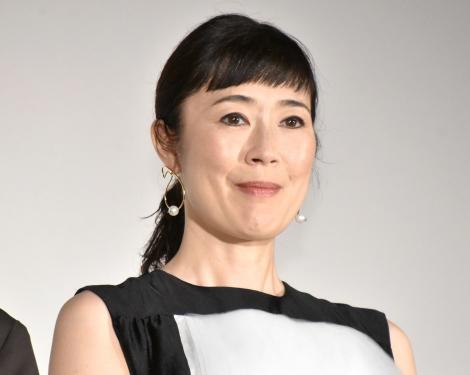 映画『キネマの神様』の完成披露試写会に出席した寺島しのぶ (C)ORICON NewS inc.