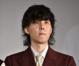映画『キネマの神様』の完成披露試写会に出席した野田洋次郎 (C)ORICON NewS inc.