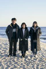 (左から)キム・ミンジェ、チェ・ヒソ、キム・イェウン=映画『アジアの天使』(7月2日公開)(C)2021 The Asian Angel Film Partners