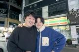 キム・ミンジェ、池松壮亮=映画『アジアの天使』(7月2日公開)(C)2021 The Asian Angel Film Partners