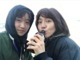 キム・イェウン、チェ・ヒソ=映画『アジアの天使』(7月2日公開)(C)2021 The Asian Angel Film Partners