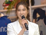 ラルフローレン銀座のオープニングセレモニーに出席した土屋太鳳 (C)ORICON NewS inc.