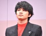 イベントのMCに挑戦し、満足げだった北村匠海=映画『東京リベンジャーズ』リベンジプレミアイベント (C)ORICON NewS inc.