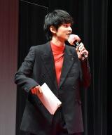 イベントのMCを担当した北村匠海=映画『東京リベンジャーズ』リベンジプレミアイベント (C)ORICON NewS inc.