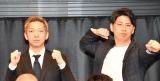 『2021上半期ブレイクタレントランキング』3位に輝いたニューヨーク(左から)嶋佐和也、屋敷裕政(C)ORICON NewS inc.