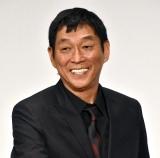 映画『漁港の肉子ちゃん』公開記念舞台あいさつに登壇した明石家さんま (C)ORICON NewS inc.