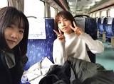 旅の途中。姉妹。photo by キム・イェウン=映画『アジアの天使』(公開中)オフショット(C)2021 The Asian Angel Film Partners