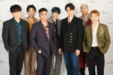 GENERATIONS from EXILE TRIBE=音楽特番『THE MUSIC DAY』出演(C)日本テレビ