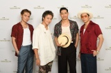 EXILE=音楽特番『THE MUSIC DAY』出演(C)日本テレビ