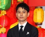 映画『唐人街探偵 東京MISSION』のイベントに登壇し妻夫木聡 (C)ORICON NewS inc.