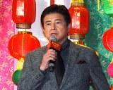 映画『唐人街探偵 東京MISSION』のイベントに登壇した三浦友和 (C)ORICON NewS inc.