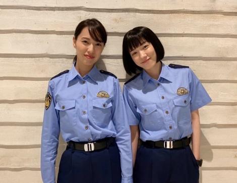『ハコヅメ』オフィシャルブログ開設(C)日本テレビ