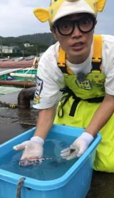 さかなクン「極めて貴重」な魚発見