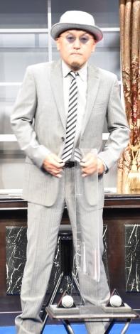 アニメ『バイオハザード:インフィニットダークネス』プレミアイベントに出席した立木文彦 (C)ORICON NewS inc.