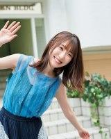 『週刊ビッグコミックスピリッツ』に登場した日高里菜 (C)小学館
