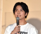 『アベンジャーズ/エンドゲーム』特別上映会に出席した榎木淳弥 (C)ORICON NewS inc.