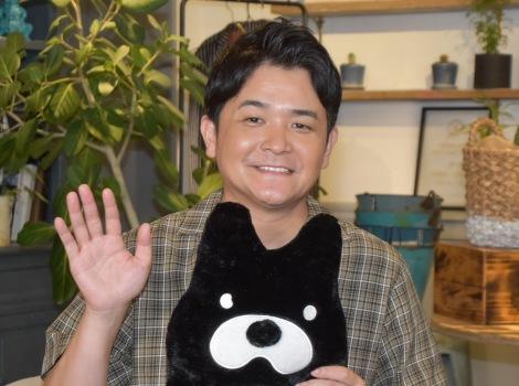 ABEMAオリジナルシリーズ新作恋愛モキュメンタリー番組『私たち結婚しました』MCを務める千鳥・ノブ (C)ORICON NewS inc.