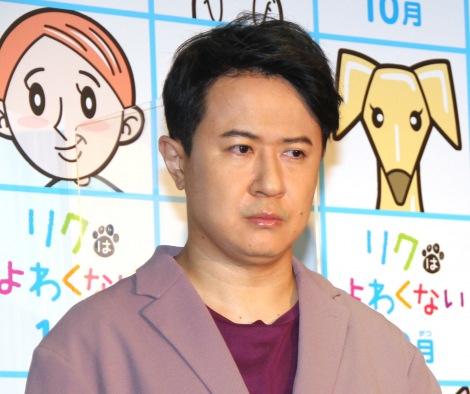 アニメ映画『リクはよわくない』取材会に出席した杉田智和 (C)ORICON NewS inc.