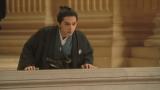 『青天を衝け』第22回放送よりVFX合成写真(C)NHK