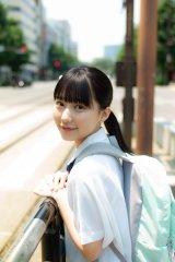 HKT48田中美久 ファースト写真集誌面カット(撮影/細居幸次郎)