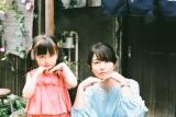 �@新金曜ドラマ『#家族募集します』で木村文乃と親子役を演じる宮崎莉里沙 (C)TBS
