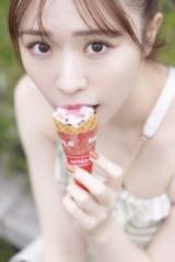 1st写真集の発売が決定した乃木坂46・渡辺みり愛 撮影/彦坂英治