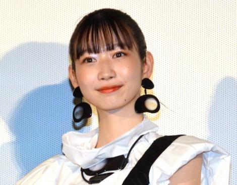 映画『ハニーレモンソーダ』公開前夜!『ハニレモ』しゅわきゅん▽スパークナイトに登壇した岡本夏美 (C)ORICON NewS inc.