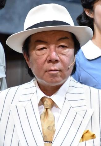 ミュージカル『衛生』リズム&バキュームの囲み取材に出席した古田新太 (C)ORICON NewS inc.