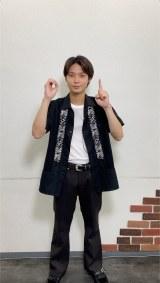 10日放送『ゼロイチ』に出演する磯村勇斗 (C)日本テレビ
