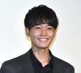 映画『ロボット修理人のAi(愛)』初日舞台あいさつに登壇した土師野隆之介 (C)ORICON NewS inc.
