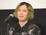 映画祭『TikTok TOHO Film Festival 2021』授賞式に出席したしんのすけ (C)ORICON NewS inc.