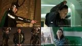 『ロキ』が登場した映画6作品はディズニープラスで配信中(C)2021 Marvel