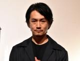 有料バーチャルライブ『SHIN SEKAI 〜nowhere〜』先行プレイ体験会に出席したRADWIMPS・武田祐介 (C)ORICON NewS inc.