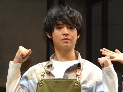 ナゾトキシアター『アシタを忘れないで』取材会に出席したHey! Say! JUMP・有岡大貴 (C)ORICON NewS inc.