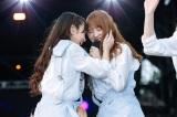 日向坂46=『W-KEYAKI FES.2021』最終日 Photo by 上山陽介