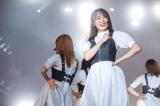 櫻坂46菅井友香=『W-KEYAKI FES.2021』初日公演より Photo by 上山陽介